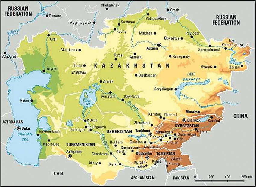 a geographical overview of tajikistan a land in central asia
